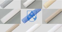 PP•聚丙烯  PVC-聚乙烯  PVDF-聚偏二氟乙稀 PE-超高分子聚乙稀