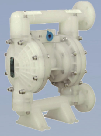 ALP40新型全PP气动隔膜泵