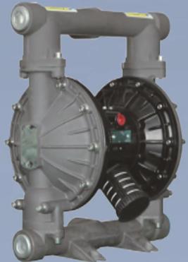 AL40气动隔膜泵(金属)