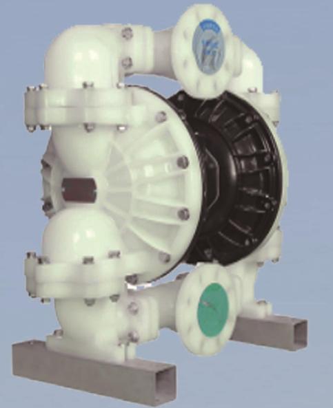 AL80气动隔膜泵( 塑料)
