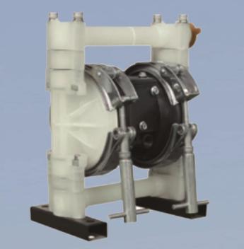 AL10气动隔膜泵(塑料)