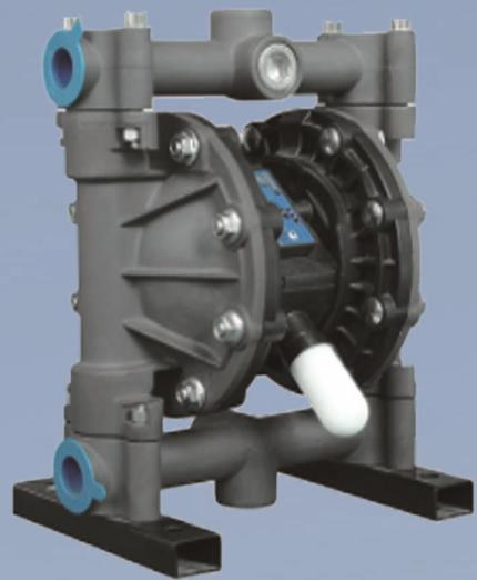 AL15气动隔膜泵(金属)