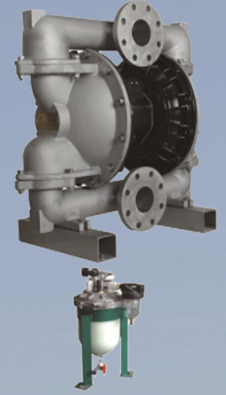 AL50带检测装置隔膜泵