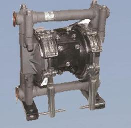 AL10气动隔膜泵(金属)