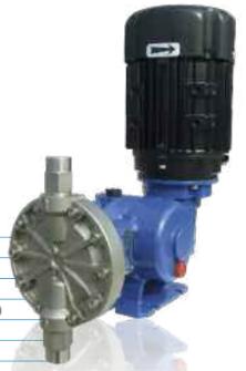 MS1 系列 机械隔膜计量泵