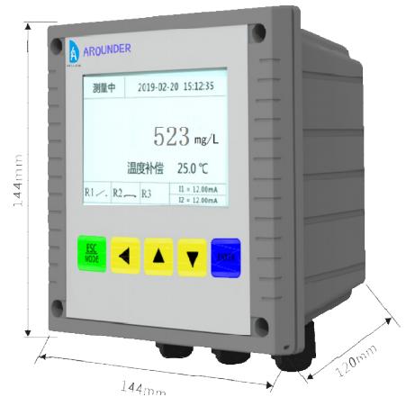 离子控制器 AK-4350-3P