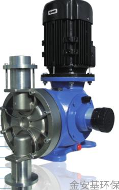 KOSMO 系列 MM2 机械复位隔膜计量泵