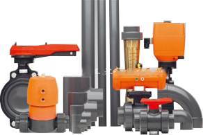 +GF+ PVC-U管路系统