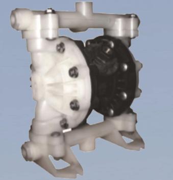 AL15气动隔膜泵(塑料)