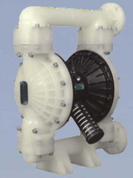 AL50气动隔膜泵(塑料)