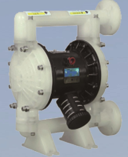 AL20气动隔膜泵( 塑料)