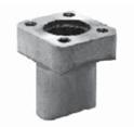 +GF+ 金属安装件,直焊型