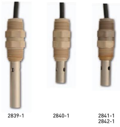 +GF+ Signet 2839-2842电导率/电阻率电极
