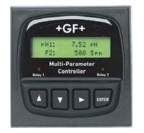 +GF+ Signet 8900 多参数控制器