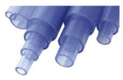 PVC-U透明管材管件系列PVC-U CLEAR PIPES & FITTINGS SECTION